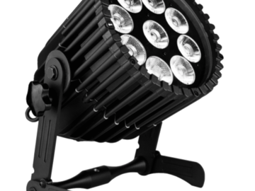 Rent: (4) Astera AX-10 LED w/ Antena & Tablet