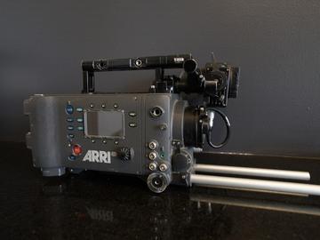 Rent: ARRI Alexa EV Classic Package