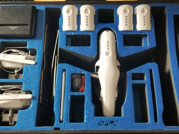 Rent: DJI Inspire 1 Pro Raw X5R Full Package -FAA Pilots available