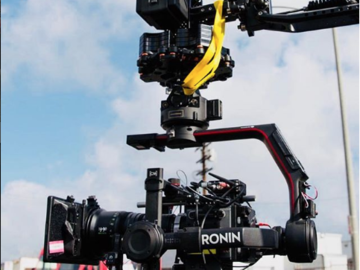 Rent: RONIN 2 W/ WHEELS, BLACK ARM, OPERATOR