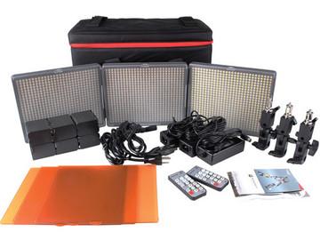 Rent: Aputure Amaran 3 Point LED Lighting Kit