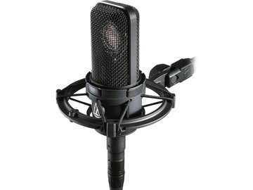 Rent: Audio-Technica AT4040 Cardioid Condenser Microphone