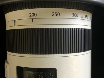 Canon EOS 200-400 F/4.0L IS USM 1.4X