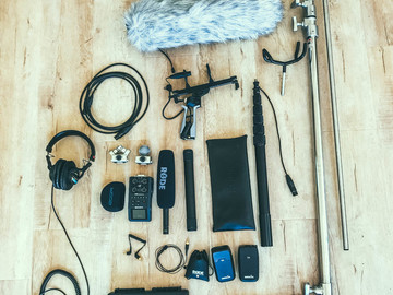 Rent: Interview Package - Full Sound Kit