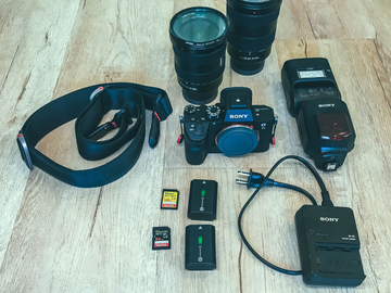 Rent: Sony A7RIII Photo Package
