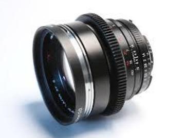 Rent: Zeiss  50mm f/2