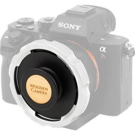 Wooden Camera Sony E to Pl Mount