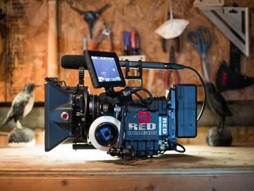 Rent: RED DRAGON PACKAGE (EF/PL) V-mount