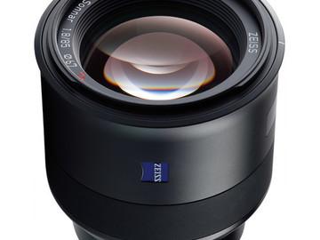 Rent: ZEISS Batis Telephoto 85mm f/1.8 Batis
