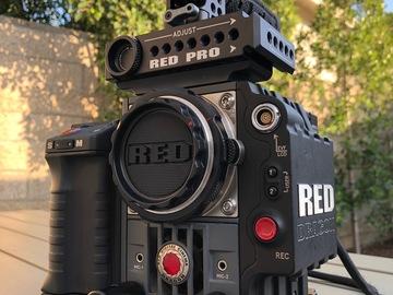 Rent: RED  SCARLET DRAGON 5K