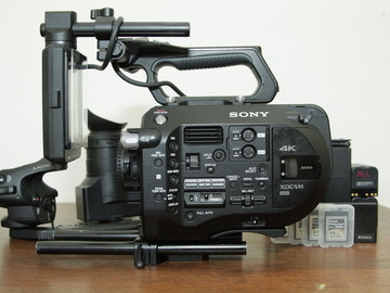 Rent: Sony FS7 Kit