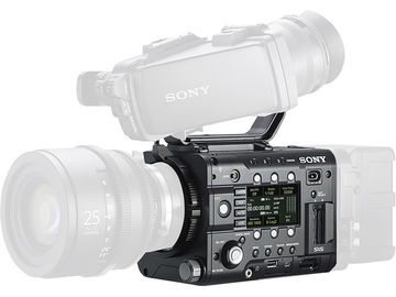 Rent: Sony PMW-F5 CineAlta Digital Cinema Camera *Netflix Ready*