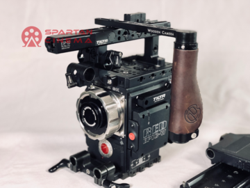 Rent: RED Epic-W Helium 8K S35 PL Package + Media + Batteries