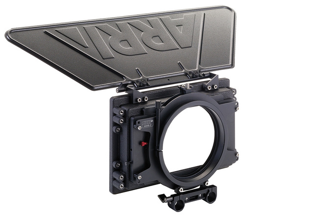 Arri mmb-2 4x4 or 4x5.6 mattebox with 2 stages