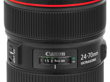 Rent: Canon L series 24-70 F2.8 USM II