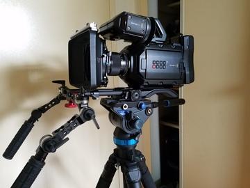 "Rent: Blackmagic Ursa Mini 4.6K EF ""Full Production Package"""