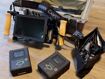 Rent: Directors Monitor Package (Wireless)