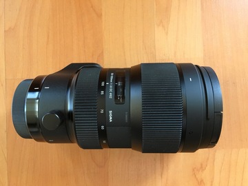 Rent: Sigma Art 50-100mm f/1.8 EF mount