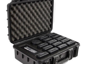 Rent: CasePro Battery Carry Case for DJI Inspire 2 or Ronin 2