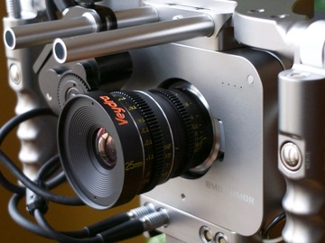 Rent: Blackmagic Cinema Camera 2.5k (MFT)