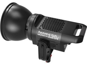 Rent: Aputure 120d light with light stand and dome