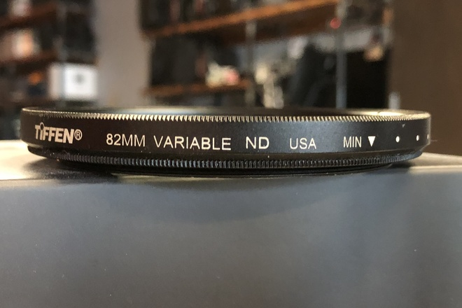 Tiffen 82mm Variable Neutral Density Filter (1 of 3)