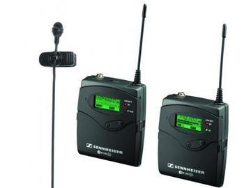 Rent: Sennheiser EW 100 ENG G3 Wireless Microphone