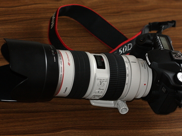 Canon 70-200 ii F2.8 w/ stabilizer