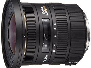 Rent: Sigma 10-20mm f/3.5 EX DC HSM