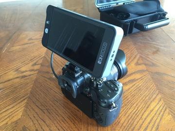 Rent: GH4 Camera & SmallHD 501 monitor