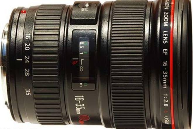 Canon 16-35 F2.8