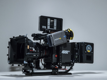 Rent: ARRI Alexa Mini 4:3 RAW - 19mm PKG - EVERYTHING INCLUDED!!