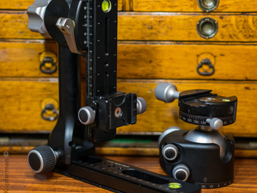 Rent: Really Right Stuff Panoramic Rig