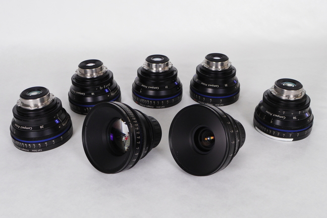 Zeiss Compact Prime (pick 1)