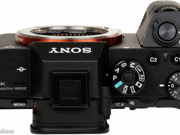 Rent: Sony Alpha a7R II — Body, 4 batteries, 2 chargers