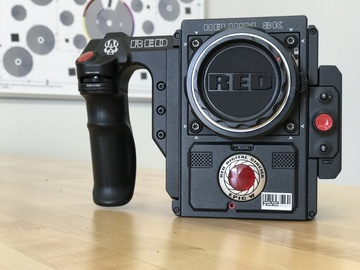 RED EPIC-W 8K HELIUM