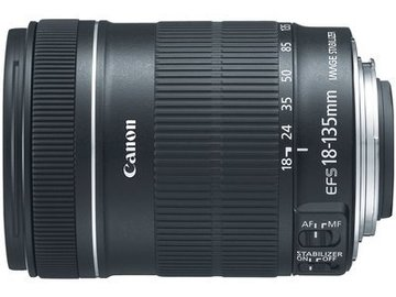 Rent:  Canon EF-S 18-135mm f/3.5-5.6 IS