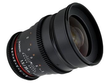 Rent:  Rokinon 35mm T1.5 Cine Lens