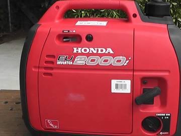 Rent: Honda 2000