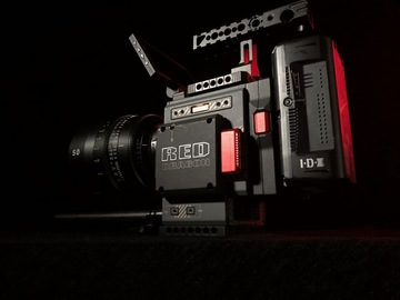 Rent: RED Scarlet-W w\ Cinema Glass and Extras