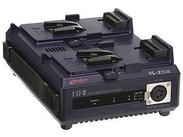 Rent: IDX VL-2S Plus V-Mount Battery Charger (Simultaneous)