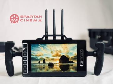 Rent: SmallHD 703 Bolt Wireless Teradek Monitor + 2x Batteries #1
