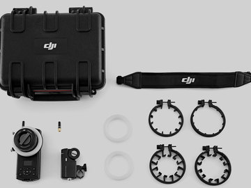 Rent: Dji Follow Focus System w/ Rhino Mount