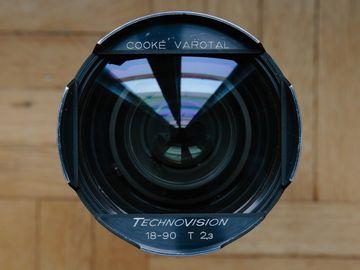 """Rent: Technovision Cooke Varotal 18 - 90 Zoom T2.8 """"Full Frame"""" S3"""