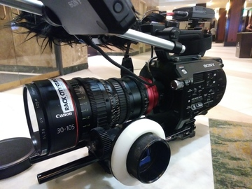 Rent: Sony PXW-FS7 ULTIMATE INDIE CINE Package W Canon Cine Zoom