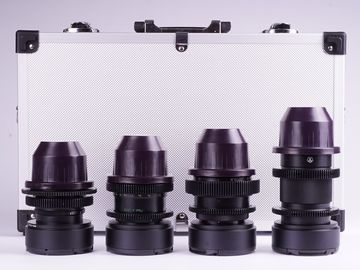 Rent: USSR Soviet Mod Anamorphic Flare Lenses,PL Mount,Full Frame