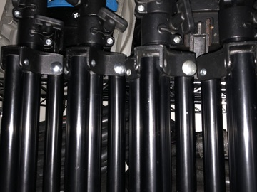 Rent: 2x ARRI Arri kit stands