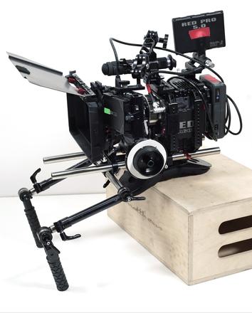 RED Epic Dragon 6K, Full Cinema Kit