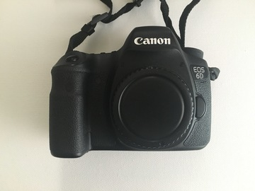 Rent: Canon EOS 6D DSLR Camera (Body Only)
