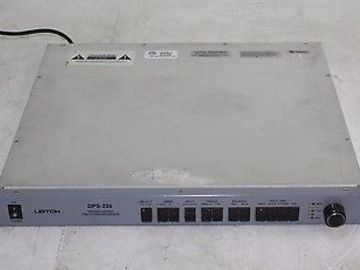 Rent:  Leitch DPS-235 Time Base Corrector TBC/Synchronizer B
